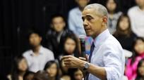 Trần Lập và Sơn Tùng M-TP được ông Obama nhắc tới trong bài phát biểu