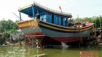 Ngư dân Thanh Hoá vào Nghệ An đóng tàu cá theo Nghị định 67