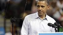 Máy nhắc chữ của Obama hoạt động như thế nào