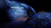 Hoàng Hải dựng đồi hoa tươi 500 triệu đồng làm sàn catwalk