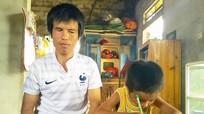 Cảm thương hai cha con bị đục thủy tinh thể bẩm sinh