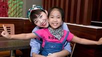 Cô bé Thái Hoà 'chinh phục' ca sĩ Tóc Tiên ở Vietnam Idol Kids