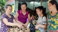 Thơm ngon nức tiếng bánh gai dốc Dừa