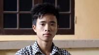 Gã trai làng trộm xe máy từ Nghệ An mang vào Bình Phước