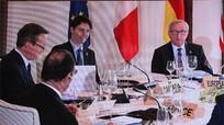 Hội nghị thượng đỉnh G7 chính thức khai mạc