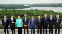 G7 nhất trí cần ra thông điệp mạnh mẽ về vấn đề Biển Đông