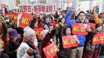 Quân đội Mỹ ở Okinawa tăng cường siết chặt quân luật