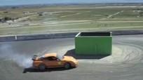 Màn drift 'gây nghiện' của Porsche 911 GT3 RS