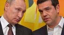 Hy Lạp không phản đối trừng phạt Nga: 'Chung quy cũng bởi chữ tiền'?