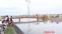 Nghệ An: Tìm thấy thi thể nữ sinh lớp 12 bị nước cuốn trôi