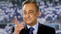 Chủ tịch của Real đối đáp với CĐV Barca