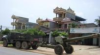 Lục quân Việt Nam phát triển pháo tự hành cơ động 152mm