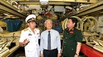 Cả nước dành sự quan tâm đặc biệt đến hải quân