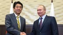 Những thông điệp ngầm gửi Trung Quốc sau cuộc gặp Abe-Putin