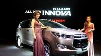 Giá Toyota Innova mới tại VN có thể tăng gần 100 triệu đồng