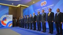 Hội nghị thượng đỉnh Nga-ASEAN phê chuẩn kế hoạch hợp tác đến năm 2020