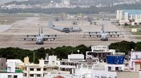 Nhật bắt một nhân viên căn cứ quân sự Mỹ tại Okinawa