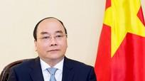 Thủ tướng Nguyễn Xuân Phúc trả lời phỏng vấn báo chí Nhật Bản trước thềm dự Hội nghị G7
