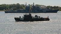 Hạm đội Baltic phá thủy lôi từ thời Thế chiến II
