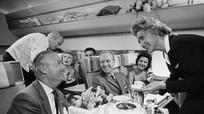 Thèm nhỏ dãi trước những bữa ăn trên máy bay