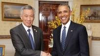 Thủ tướng Singapore Lý Hiển Long sẽ dự tiệc chiêu đãi tại Nhà Trắng