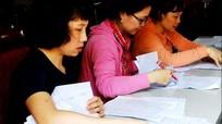 Thành phố Vinh có trên 71 nghìn hộ  dân thực hiện kê khai mẫu DK1