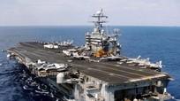 Mỹ tấn công mục tiêu IS từ tàu sân bay ở Địa Trung Hải