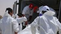 Thuyền lật ngoài khơi Libya, hơn 100 người thiệt mạng