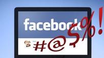 Đàn ông thích chửi thề trên Facebook