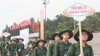 Hơn 500 học sinh ở Nghệ An tham gia lễ xuất quân 'Học kỳ quân đội'
