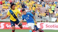 Copa America 2016: Vắng Neyma, ĐT Brazil bị Ecuador cầm hòa