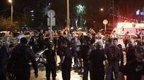 Xả súng kinh hoàng tại Tel Aviv khiến 4 người thiệt mạng