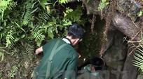 Thi thể nạn nhân thứ 2 trong vụ ngạt khí độc được đưa ra khỏi hang