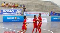 NĐ Quỳnh Lưu có chiến thắng ấn tượng trước NĐ Tân Kỳ