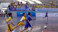 Nhi đồng Đô Lương hạ gục Nhi đồng Qùy Hợp với chiến thắng 3-0