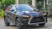 Lexus RX 450h 2016 - hybrid hạng sang cho đại gia Việt Nam