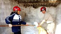 Diêm dân Quỳnh Lưu 3 tháng sản xuất 32 nghìn tấn muối