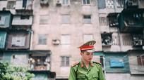 Chàng công an 9x và bộ ảnh  'một thời khu Quang Trung'