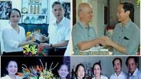 Báo Nghệ An tặng quà nguyên Tổng biên tập báo đã nghỉ hưu