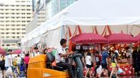 'Công nghệ' làm sạch đường phố Bangkok