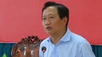 Ban Tổ chức Trung ương đề nghị tạm dừng bầu ông Trịnh Xuân Thanh