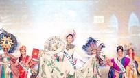 Nữ doanh nhân Việt đăng quang Hoa hậu Quý bà châu Á 2016
