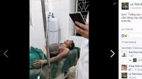 Chồng tẩm xăng tự thiêu vì vợ không về nhà