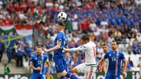 Iceland 1-1 Hungary: Hungary thoát hiểm