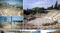 Những công trình thể thao bỏ hoang đáng sợ ở Hi Lạp