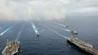 Hai tàu sân bay Mỹ gần Biển Đông trước khi tòa PCA ra phán quyết
