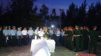 Thông báo chính thức về tang lễ Đại tá phi công Trần Quang Khải