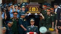 Nghẹn lòng tiễn đưa Đại tá Trần Quang Khải