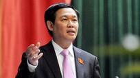 Phó Thủ tướng Vương Đình Huệ tiếp Tổng Giám đốc NH Standard Chartered