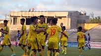 Vòng loại U.15 QG: Sông Lam Nghệ An thắng nhọc Thừa Thiên - Huế